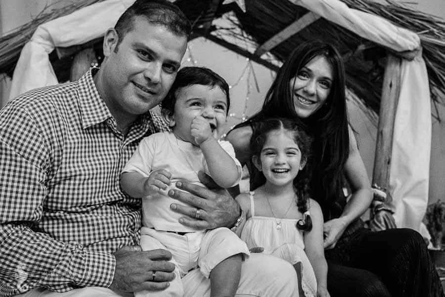 Fran – Bautismo en Parroquia San Isidro Labrador Rivadavia Mendoza